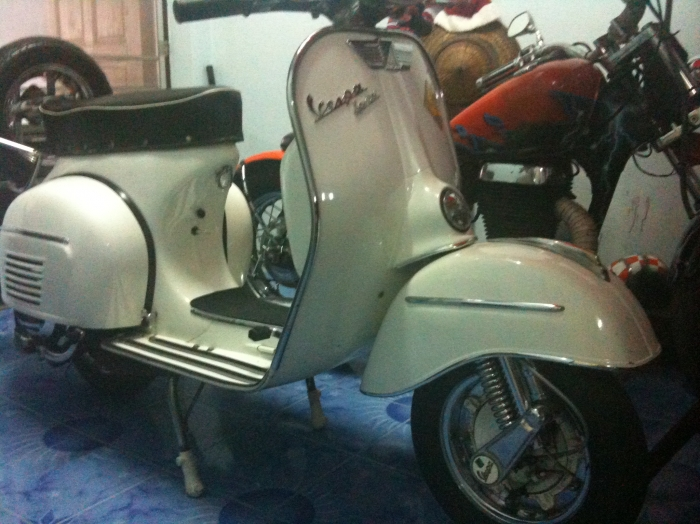 For Sale Vespa Sprint Veloce 1966