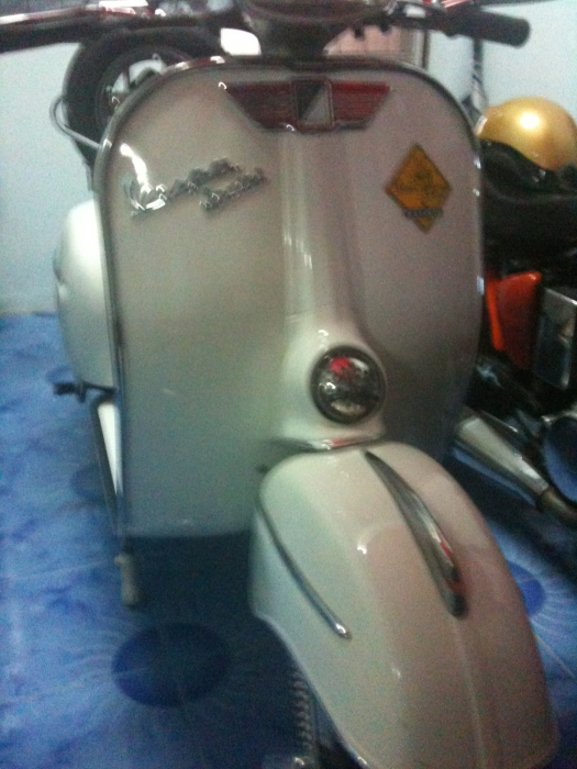 For Sale Vespa Sprint Veloce 1973